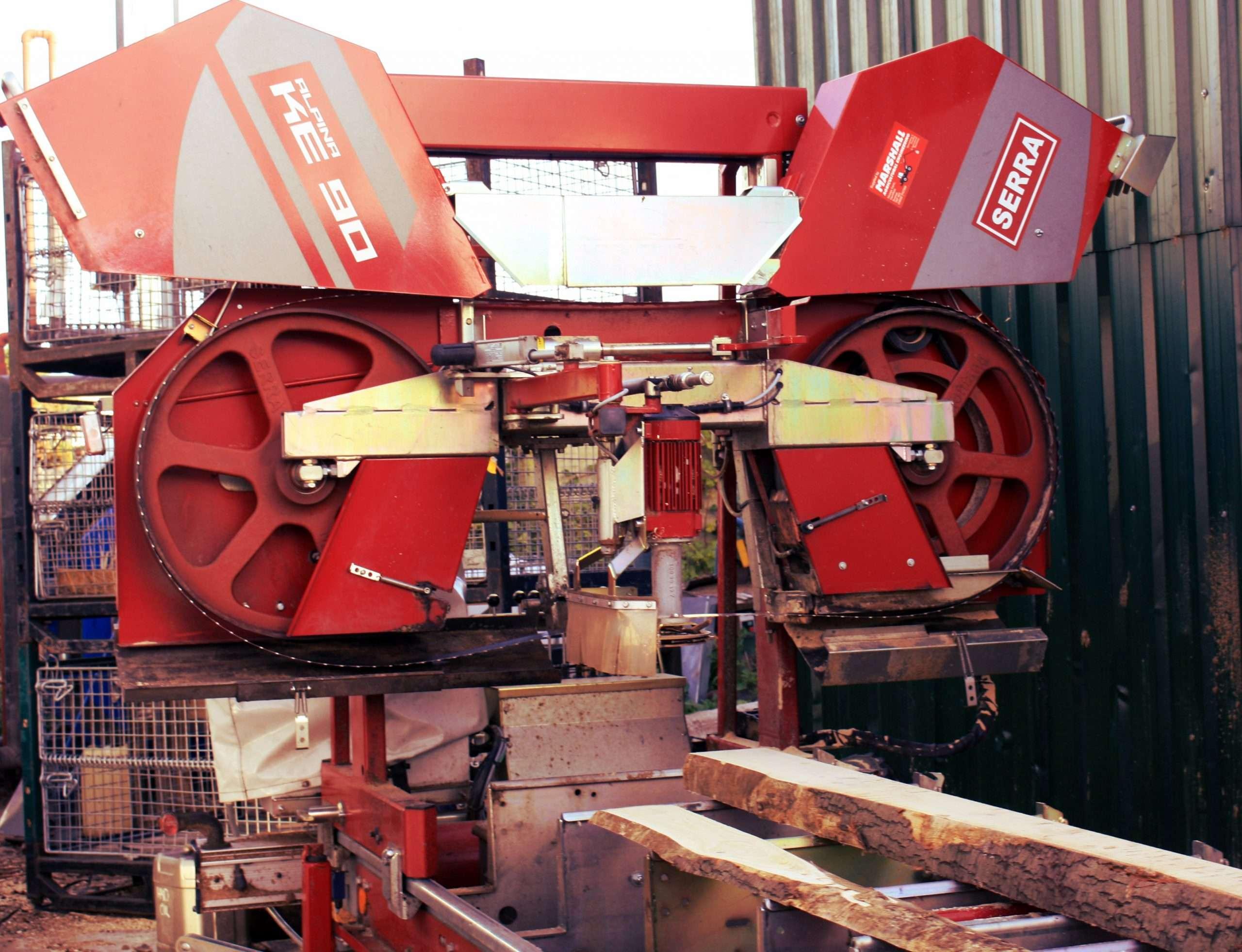 biomass chipper