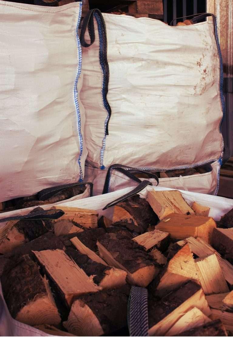 Dumpy Bags Soft Wood