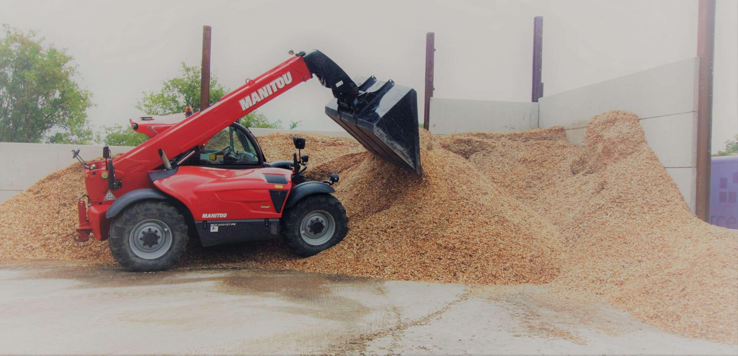 Biomass Fuel RHI Graham's Logs