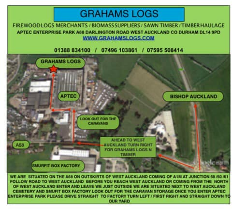 contact us Grahams Logs