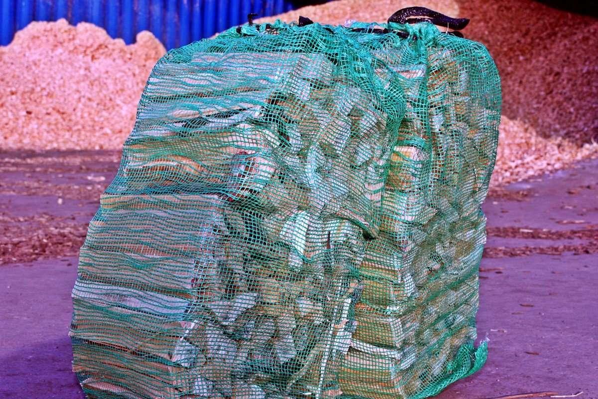 Net Bag Kindling