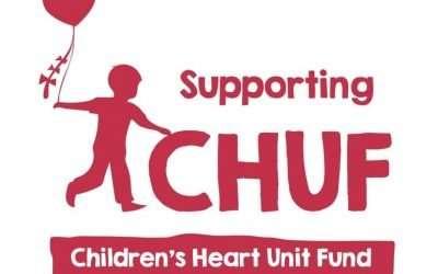 Graham's Logs Supports Children's Heart Unit